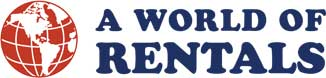 A World of Rentals Logo