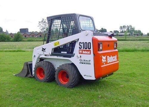 Bobcat S100 Skid Steer Image