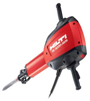 Breaker 70lbs Hilti electric Image