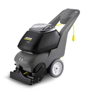 "Carpet Cleaner w/18"" Power Head Image"