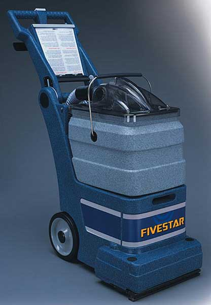 "Carpet Cleaner w/12"" Power Head Image"