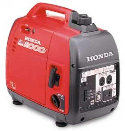 2000 W Inverter Generator - Honda Image