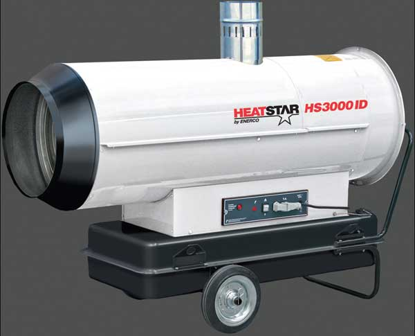 110,000 BTU Indirect Kerosene Heater Image