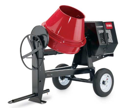 Concrete Mixer Gas 8HP Image