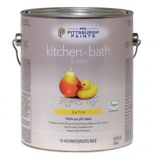 PPG Paints - Kitchen and Bath