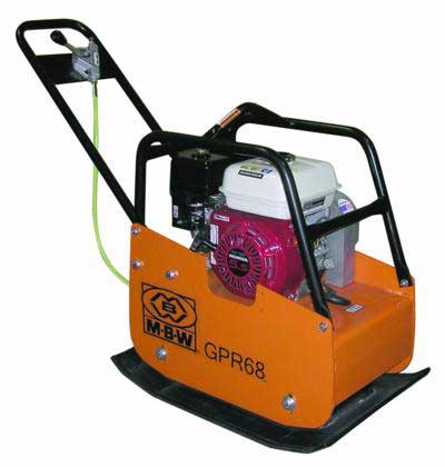"Plate Compactor 18"" 330lb Reversing Image"