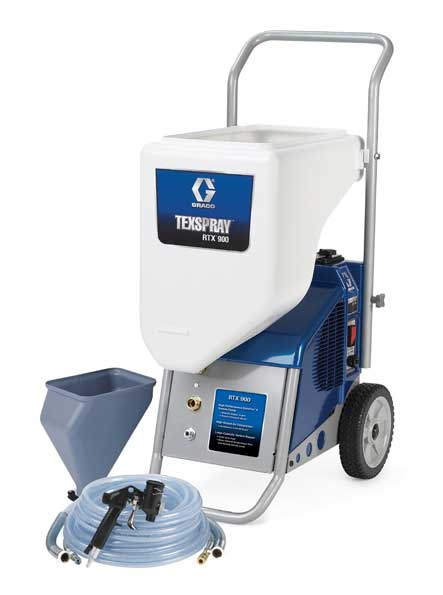 Texture Machine Graco RTX 900 Image