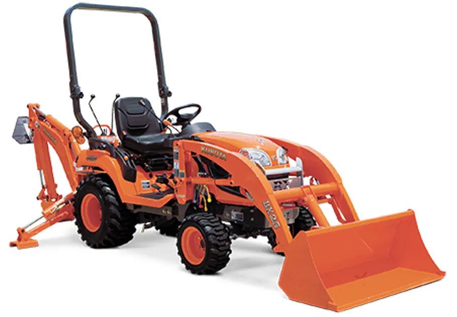 Tractor/Loader/Backhoe BX25 Image
