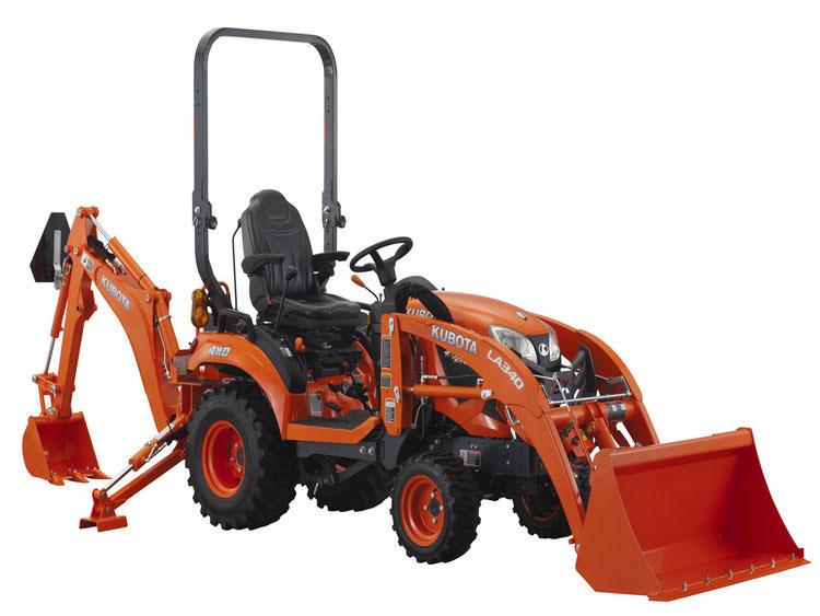 Tractor/Loader/Backhoe BX23 Image
